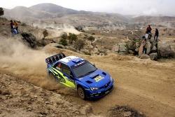 Chris Atkinson y Glenn MacNeall, Subaru WRT Subaru Impreza 2007 WRC
