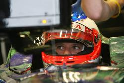Rubens Barrichello, Honda Racing F1 Team