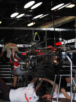 McLaren Mercedes, MP4-22
