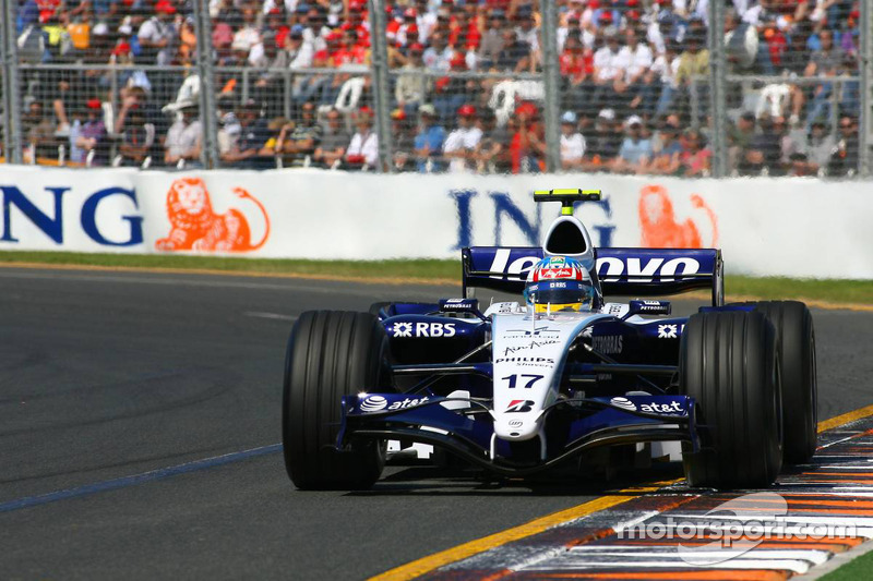 2007: Williams-Toyota FW29