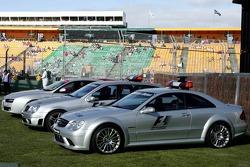 Formula 1 Safety and Medical car