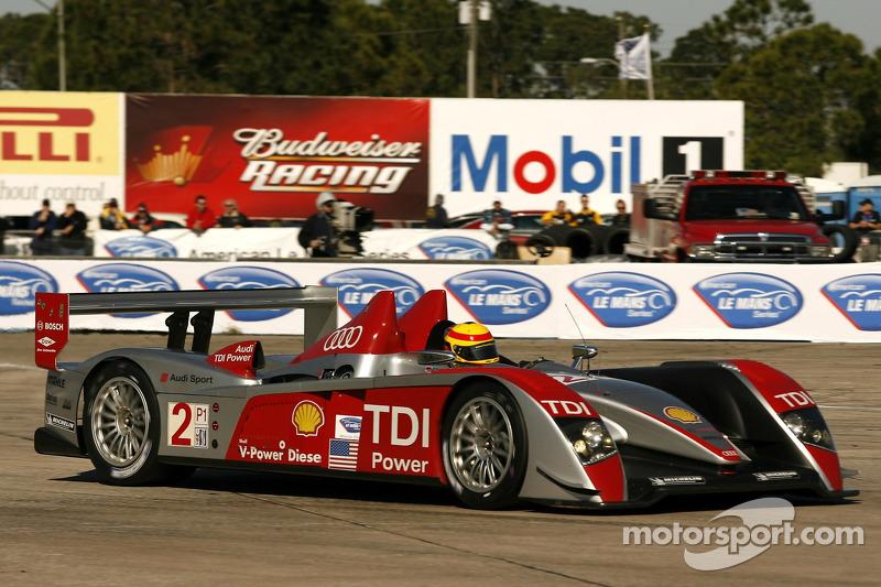 2007: #2 Audi Sport North America, Audi R10 TDI