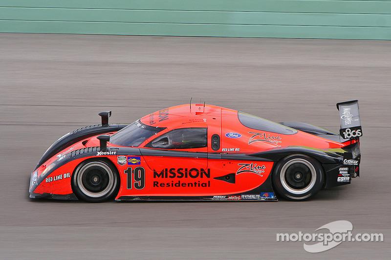La Ford Crwaford n°19 du Finlay Motorsports : Rob Finlay, Michael Valiante