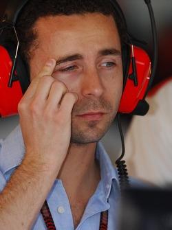 Nicholas Tombazis, Scuderia Ferrari, Şef Tasarımcısı