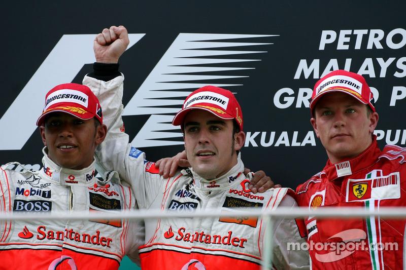 2007: Fernando Alonso