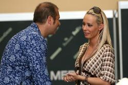 Cora Schumacher et Kai Ebel, RTL Television