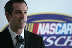 Martin Spalding, directeur général de Stock-Car Montréal, promoteur de l'événement