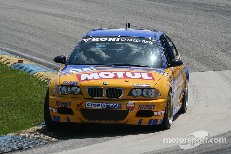 #96 Turner Motorsport BMW M3: Bill Auberlen