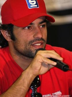 Thursday press conference: Raphael Matos