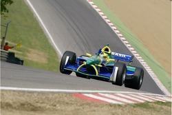 La A1 Equipe du Brésil Lola A1GP de Bruno Junqueira