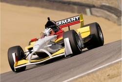 A1 Team Germany Lola A1GP of Nico Hulkenberg