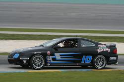 #10 Spirit of Daytona Racing Pontiac GTO: Mike Weinberg, Larry Oberto