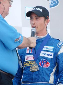 Winner Dane Cameron