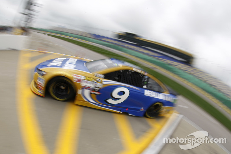 Sam Hornish jr., Richard Petty Motorsports, Ford