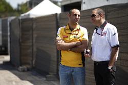 Бруно Мишель и Сирил Абитбуль, Renault Sport F1