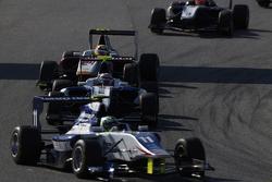 Jimmy Eriksson, Koiranen GP, vor Jann Mardenborough, Carlin