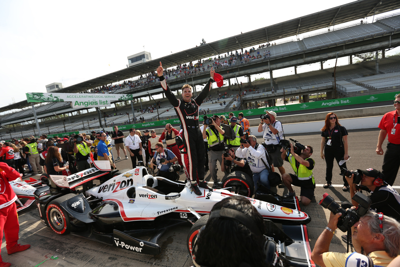 1. Will Power, Team Penske, Chevrolet