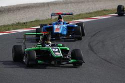 Sandy Stuvik, Status Grand Prix, und Ralph Boschung, Jenzer Motorsport