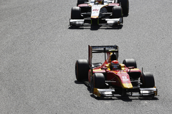Alexander Rossi, Racing Engineering y Rio Haryanto, Campos Racing
