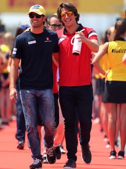 费利佩·纳萨, 索伯车队和罗贝托·梅里,马诺F1车队