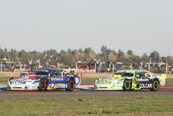 Christian Ledesma, Jet Racing Chevrolet y Agustín Canapino, Jet Racing Chevrolet