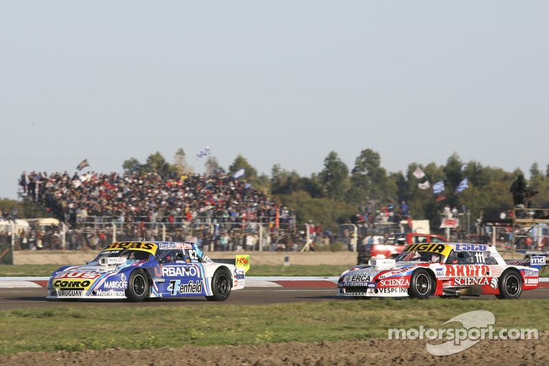 Маурісіо Ламбіріс, Coiro Dole Racing Torino та Хуан Мануель Сільва, Catalan Magni Motorsport Ford