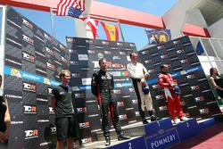 İlk pozisyon Michel Nykjaer, SEAT Leon, Target Competition, ikinci pozisyon Kevin Gleason, Honda Civic TCR, West Coast Racing ve üçüncü pozisyon Jordi Gene, SEAT Leon, Craft Bamboo Racing LUKOIL