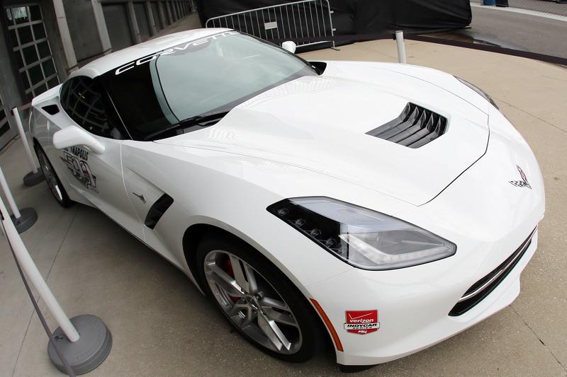 2015 印地 500节奏车, 雪佛兰Corvette