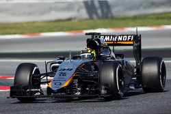 Ник Йеллоли, Sahara Force India F1 VJM08