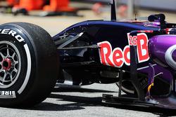 达尼·科维亚特, 红牛车队 RB11 - 前悬挂细节