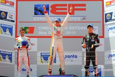 III этап Евроформулы Open