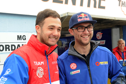 Jack Goff e Andrew Jordan, piloti mg 88 Racing