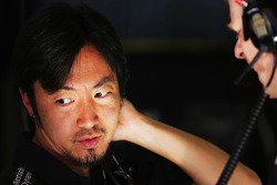 Ayao Komatsu,路特斯F1车队比赛工程师