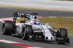 Alex Lynn, Williams FW37