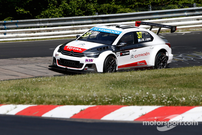 Jose Maria Lopez, Citroën C-Elysée WTCC, Citroën World Touring Car Team