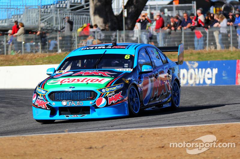 Chaz Mostert, Prodrive Racing Australia, Ford