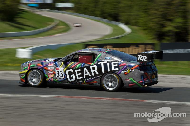 #33 Capaldi Racing, Ford Boss 302: Dan Martinson