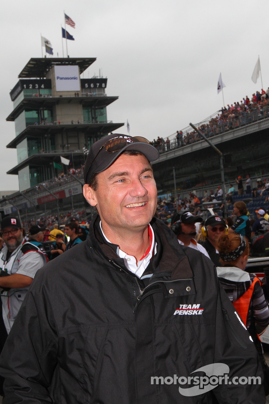 Tim Cindric, Penske Racing