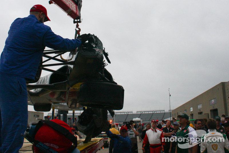 Ed Carpenter, CFH Racing, Chevrolet