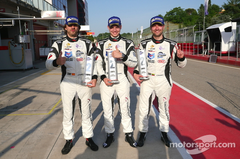 #15 SVK by Speed Factory Ginetta - Nissan:  Jesus Fuster, Konstantin Calko, Dainius Matijosaitis