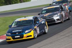 #5 NDP Motorsports, Honda Civic: Felipe Merjech