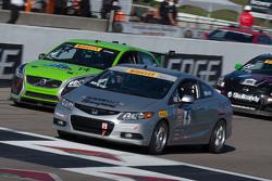 #4 MINCEY RACING Honda Fit: Timothy Mincey Sr.