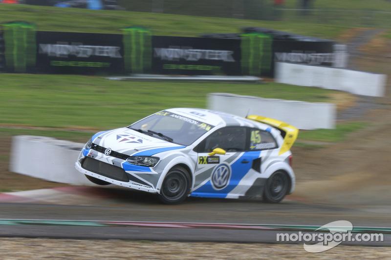 PG Andersson, Marklund Motorsport VW Polo WRX