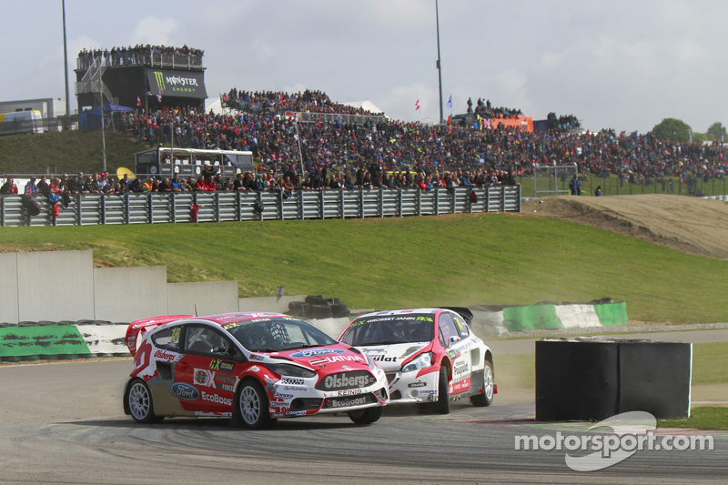 Reinis Nitiss, Ford Olsbergs MSE, Fiesta ST Supercar