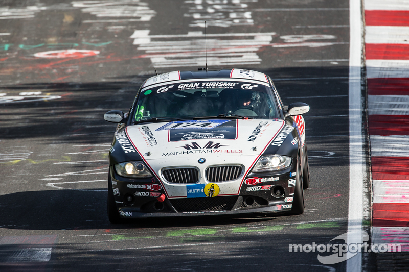 #174 Adrenalin Motorsport, BMW Z4 3.0si: Anthony Toll, Carlos Arimon, Richard Moers