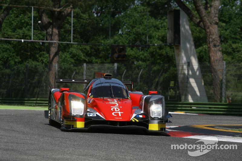 #46 Thiriet by TDS Racing Oreca 05 - Nissan: Pierre Thiriet, Ludovic Badey, Tristan Gommendy