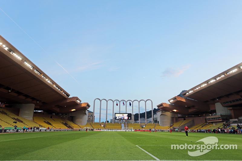Stadion Stade Louis II