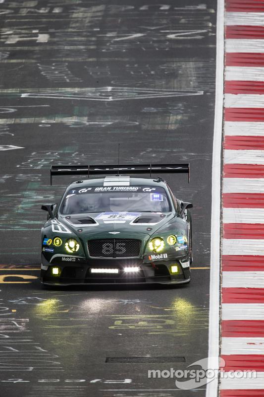 #85 Bentley Team, Bentley Continental GT3: Guy Smith, Steven Kane, Andy Meyrick, Lance David Arnold
