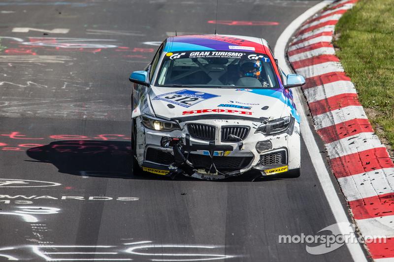 #312 Bonk Motorsport BMW M235i Racing: Ryu Seya, Yosuke Shimjima, Guy Stewart, Jürgen Meyer