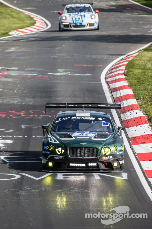 #85 Bentley Team, Bentley Continental GT3: Guy Smith, Steven Kane, Andy Meyrick, Lance David Arnold